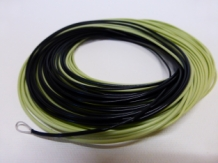 A&M SINKTIP WF #8 - Moss Green / Black - 2 x Exposed Loop